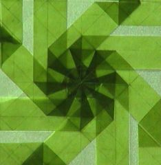 Green twist octagons (variant 1)